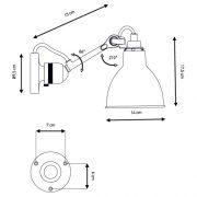 светильник gras №304 bath (2)