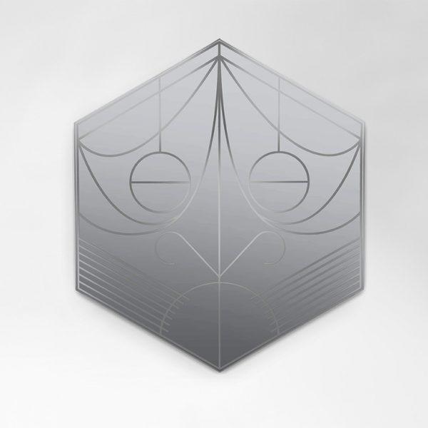 Зеркало Hexagon (3)