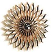 Часы Sunflower Clock  (5)