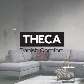 датские диваны и кресла Theca