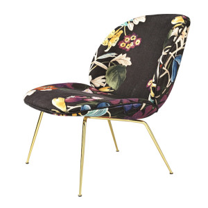 Beetle-Lounge-Chair_Dedar-About-Flowers-4_brass_front