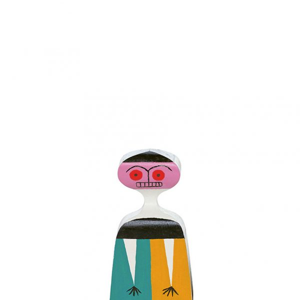 Аксессуар Wooden Doll No. 3 (1)