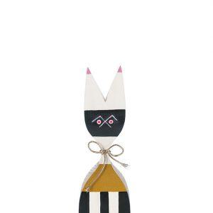 Аксессуар Wooden Doll No. 9