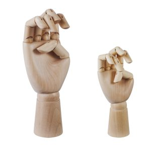 Wooden-Hand-large-medium