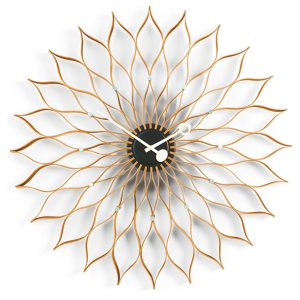 Часы Sunflower Clock  (1)