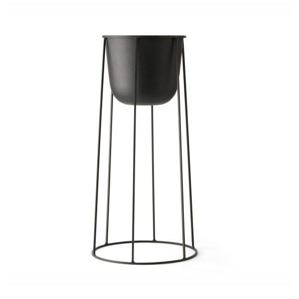 wire-base-606-black-h-60-cm-for-oil-lamp-flowerpot-marble-top-menu