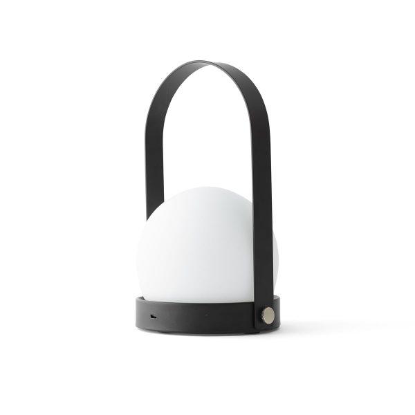 Menu-Carrie-LED-Lamp-schwarz-Freisteller