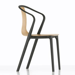 Vitra-Belleville-Chair-Natural-Oak