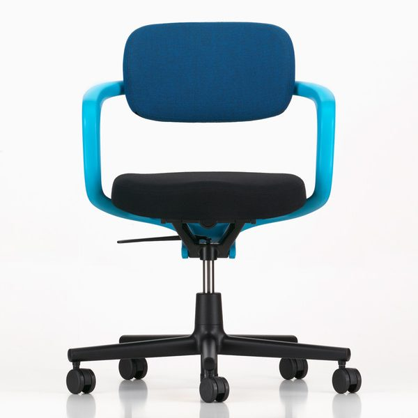 Allstar-Office-Swivel-Chair-Aquamarine-Blue-Moor-Brown