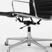 High Desk Chair Elegant High detailed 3d model of Vitra Charles & Ray Eames Aluminium Chair