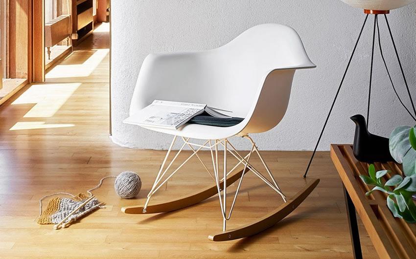 Eames Rar Stoel : Vitra eames plastic chair