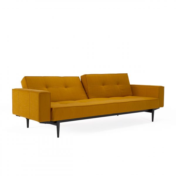 Splitback-sofa-with-arms-black-styletto-507-elegance-burned-curry-8