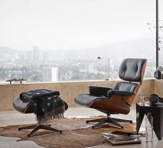 Иконы дизайна – Кресло Eames Lounge