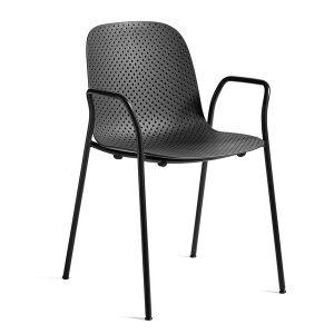 Hay-13eighty-Armchair-Soft-Black