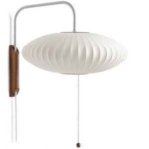 awesome-george-nelson-lamp-at-bubble-wall-sconce-saucer-hivemodern-com