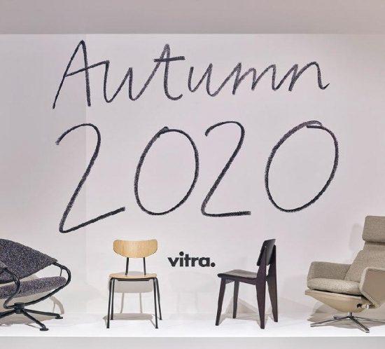 Новинки фабрики Vitra 2020